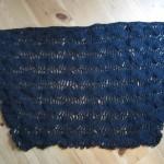 Woolen charcoal wrap