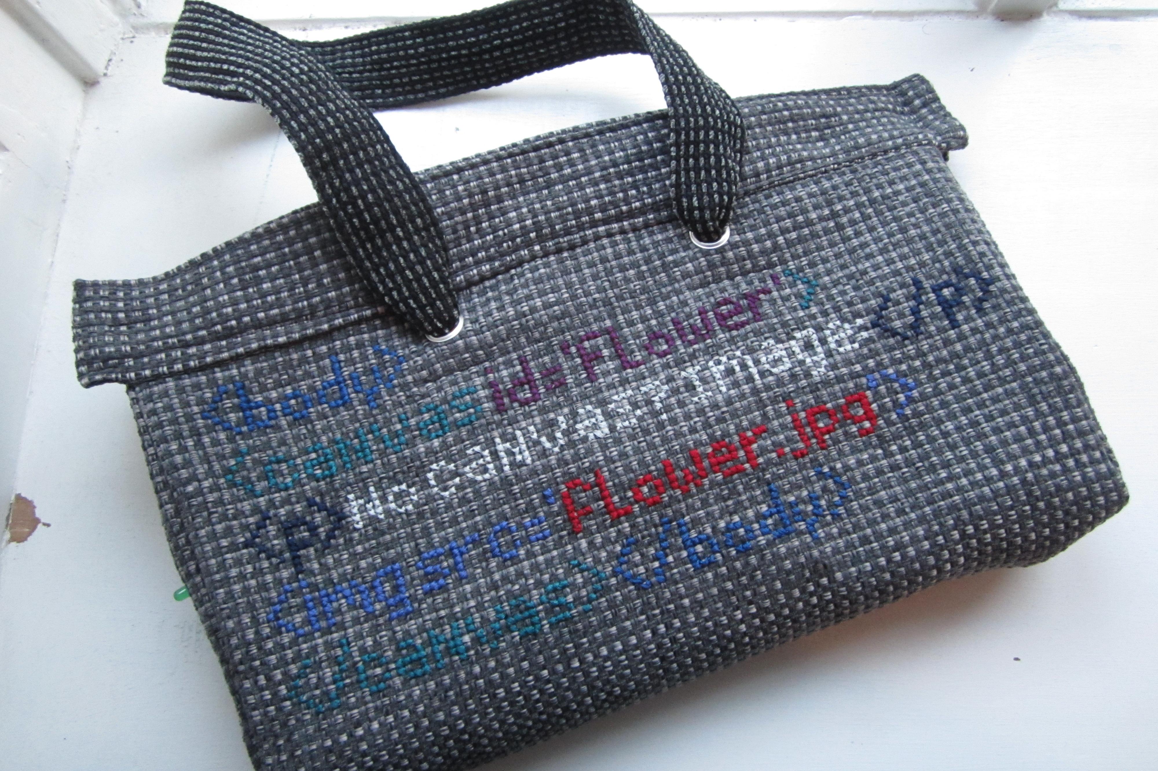 HTML5 handbag