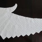 Snowdrop shawl